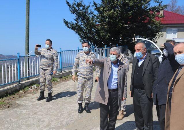Türk Hava Kuvvetleri'nden Karadeniz'e radar üssü