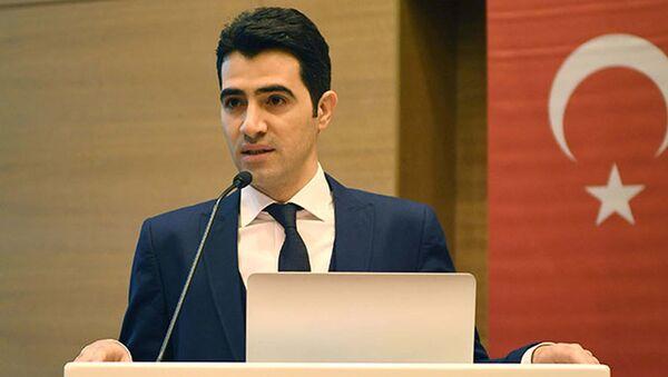 İletişim Başkanlığı Medya Koordinatörü Mücahid Eker - Sputnik Türkiye