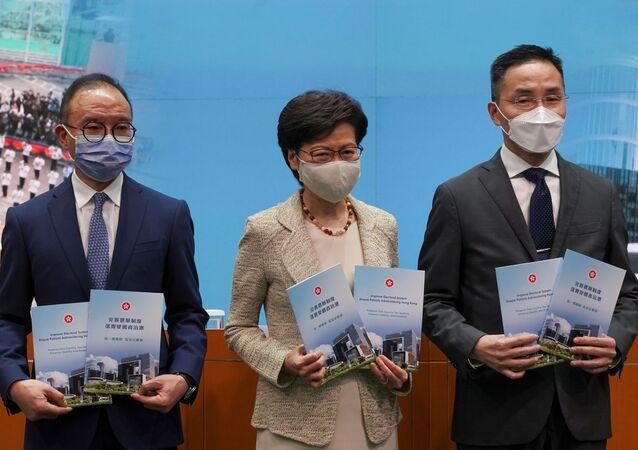 Çin, Hong Kong'daki seçim değişikliklerini onayladı
