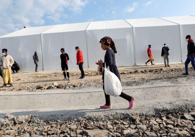 AB İçişleri Komiseri Johansson: Yeni sığınmacı kamplarının inşası için Yunanistan'a 276 milyon euro kaynak aktarılacak