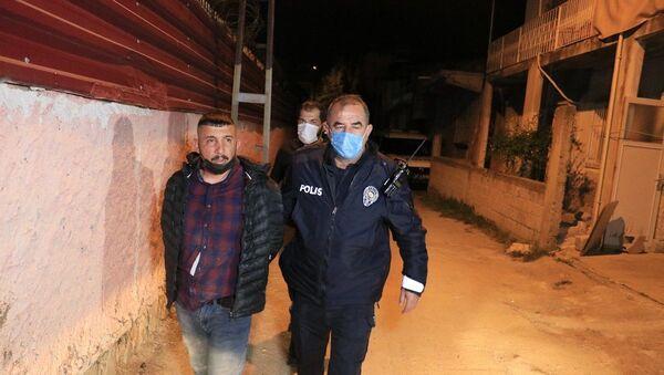 Adana'da eve silahlı saldırı - Sputnik Türkiye
