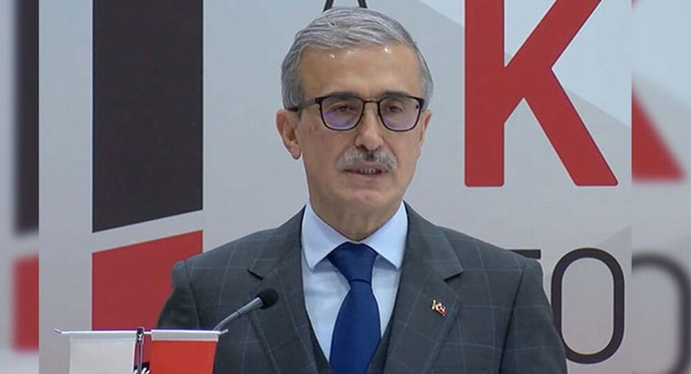Savunma Sanayii Başkanı İsmail Demir