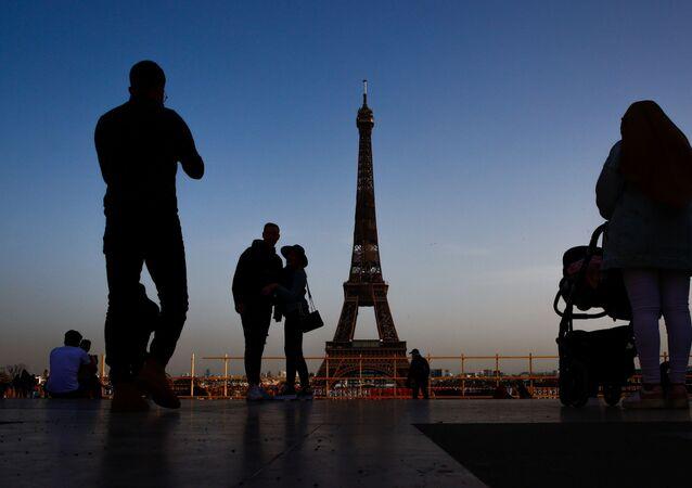 Paris- Eyfel