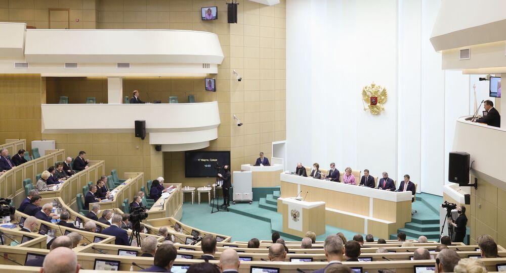 Rusya Federasyon Konseyi'nden, mevcut devlet başkanının iki dönem daha aday olmasının önünü açan tasarıya onay