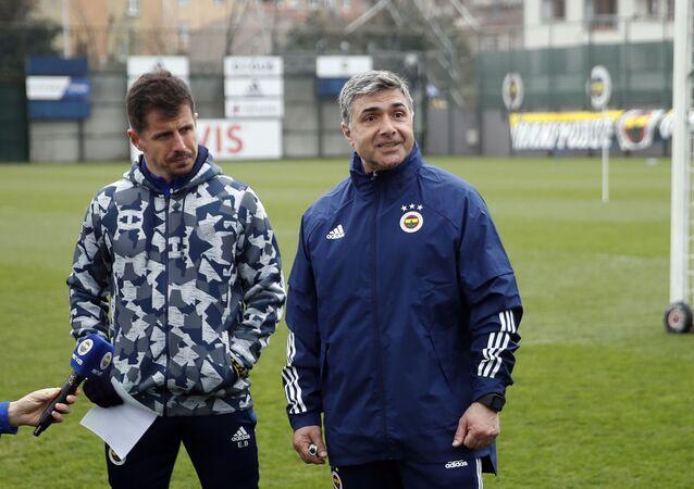 Emre Belözoğlu, Erdinç Sözer, Fenerbahçe