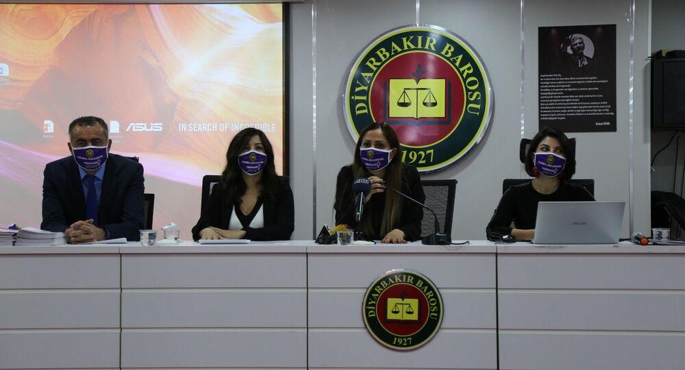 Diyarbakır Barosu'ndan 2 bin 97 boşanma davası üzerinden nafaka araştırması: Miktarlar açlık sınırının çok altında