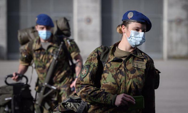 İsviçre asker