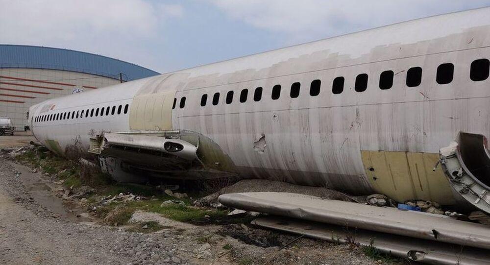 Trabzon'da pistten çıkan uçağın akıbeti belli oldu: Pide imalatı yapılacak