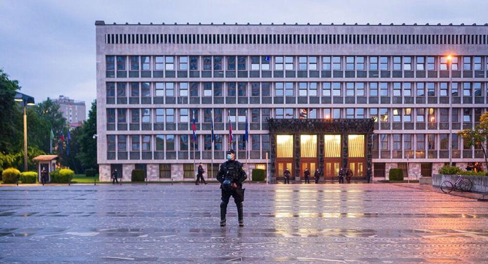 Slovenya - parlamento