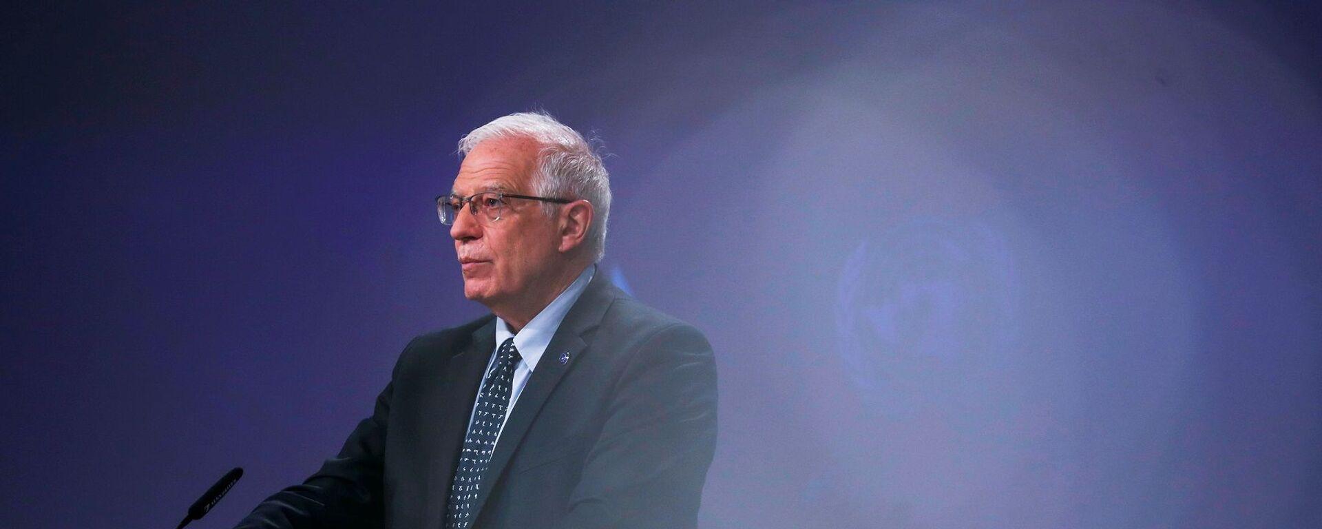 Josep Borrell - Sputnik Türkiye, 1920, 14.09.2021