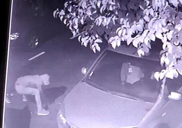 Bayrampaşa'da rögar kapağı hırsızlığı