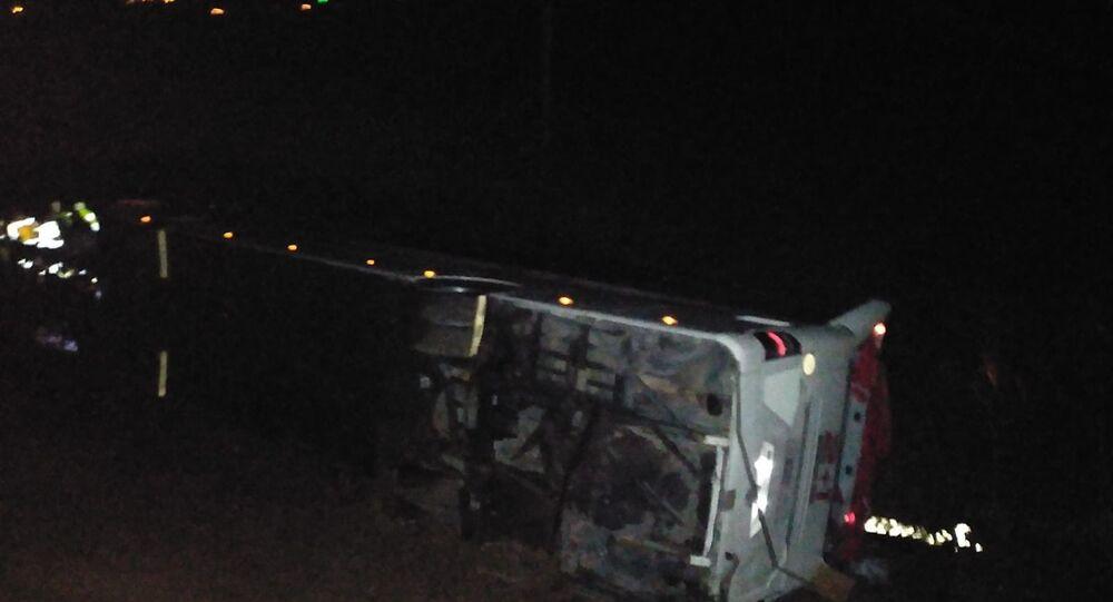 Sivas otobüs kazası