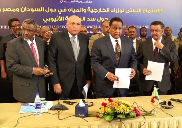 Etiyopya, Mısır ve Sudan arasında krize yol açan Hedasi Barajı'na ilişkin müzakerelerin 3-4 Nisan'da yeniden başlayacağı bildirildi.