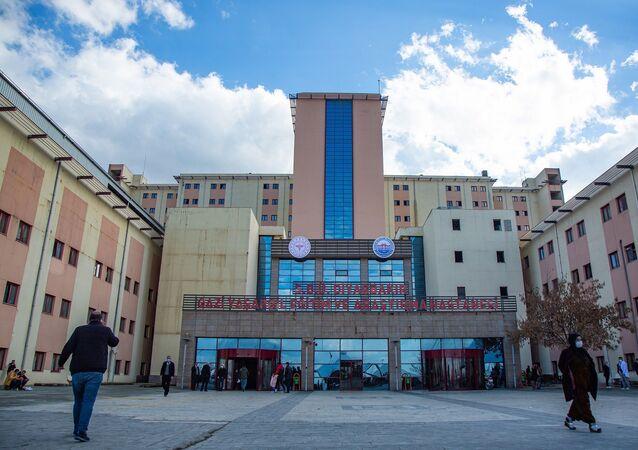 Diyarbakır - hastane
