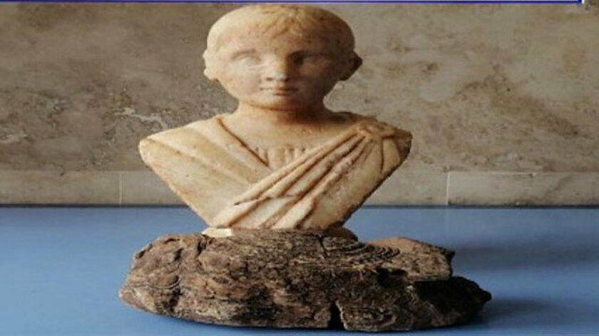 Alçıdan yapılan Zeus'un oğlu, dolandırıcılık, Denizli
