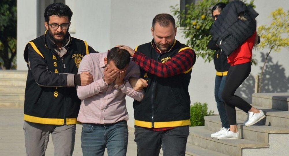 Kemal A., bıçakla tehdit, Adana