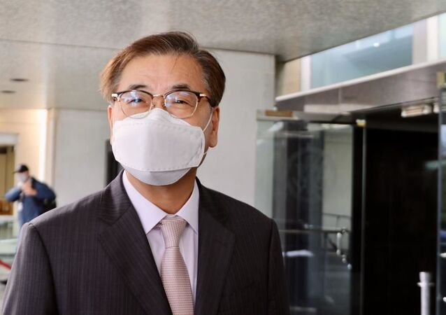 Japonya, Güney Kore ve ABD'li üst düzey diplomatlar bir araya geldi
