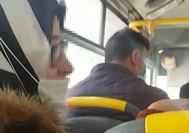 Kadın yolcuya 'Kucağıma mı alayım?' diyen halk otobüsü şoförüne cinsel taciz suçundan dava açıldı