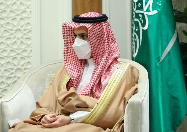 Suudi Arabistan Dışişleri Bakanı Faysal Bin Ferhan