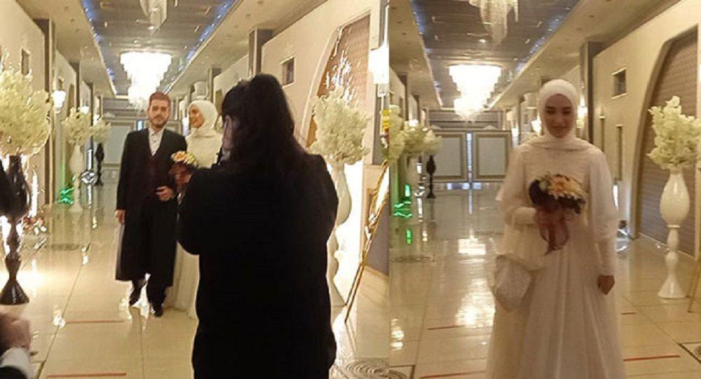 Cübbeli Hoca'nın kızının düğünü