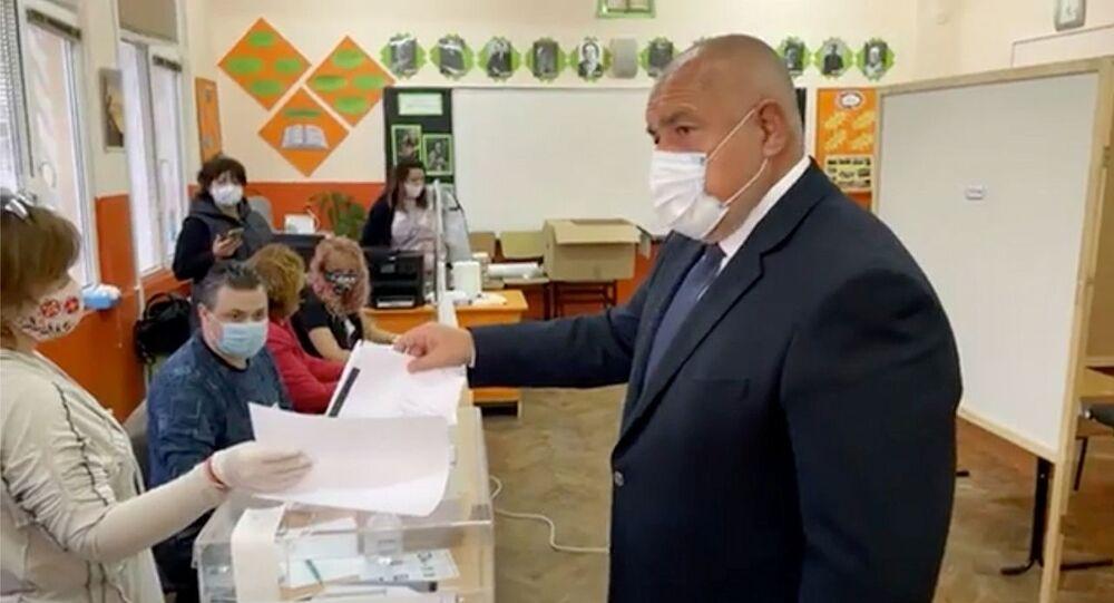 Bulgaristan'da seçim
