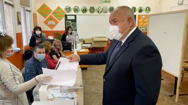 Bulgaristan'da seçim - Sputnik Türkiye