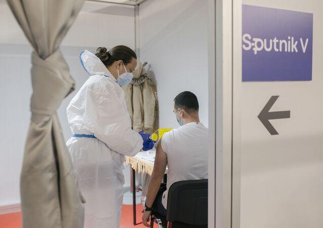 Sputnik V, koronavirüs, aşı, Rusya