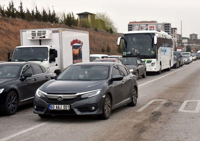 Kırıkkale trafik