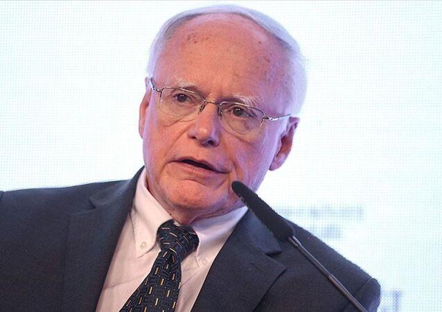 ABD'nin eski Suriye Özel Temsilcisi ve eski Ankara Büyükelçisi James Jeffrey