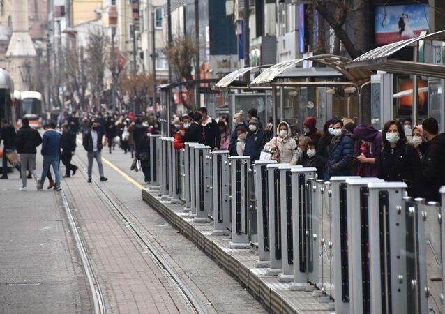 Eskişehir, koronavirüs, tramvay