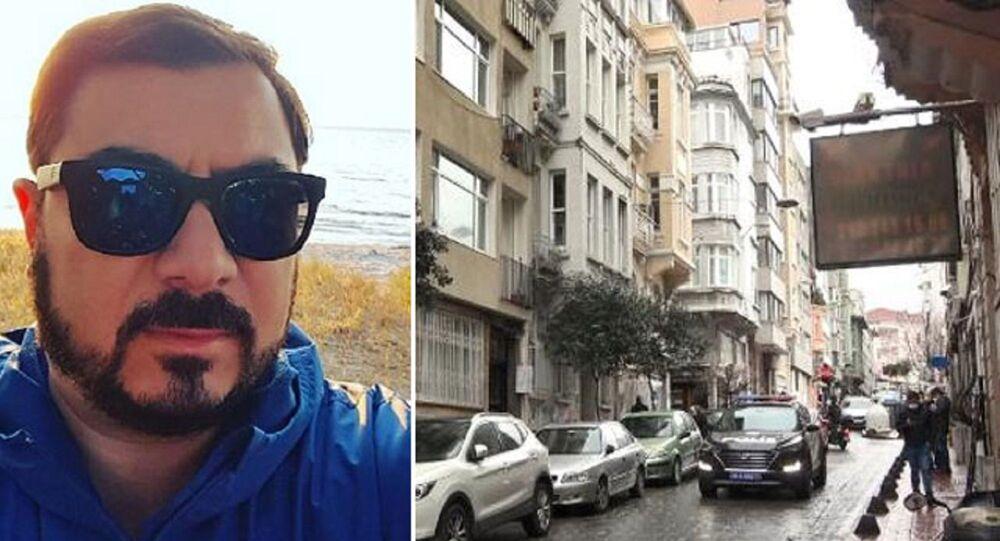 Fenerbahçe Spor Kulübü Kongre üyesi iş insanı Oğuzhan Sarıoğlu