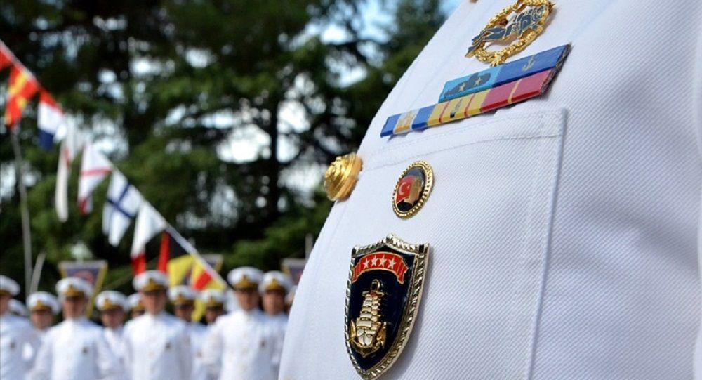 Amiral, Deniz Kuvvetleri