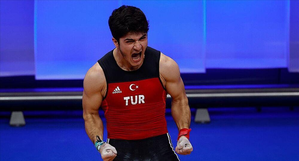 Muhammed Furkan Özbek