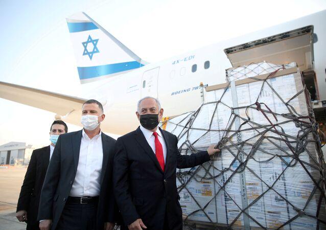İsrail- Benyamin Netanyahu- Pfizer aşısı