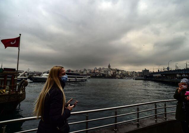 genç, koronavirüs, İstanbul