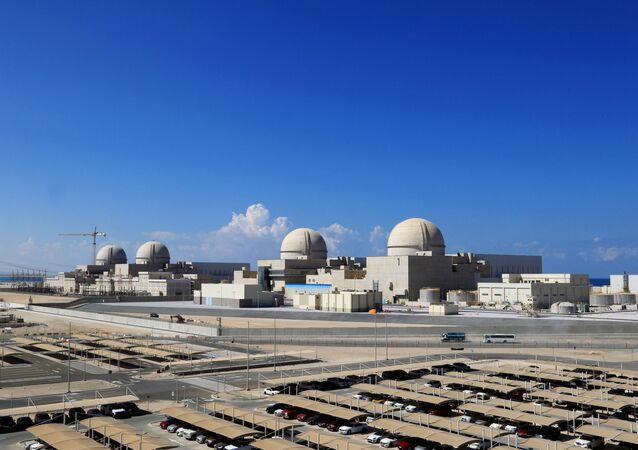 Barakah nükleer enerji santrali - BAE