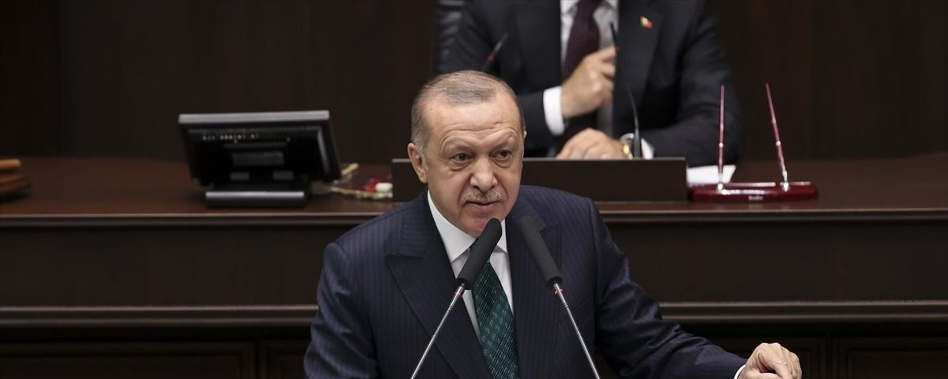Recep Tayyip Erdoğan, AK Parti TBMM Grup Toplantısı - Sputnik Türkiye, 1920, 14.09.2021