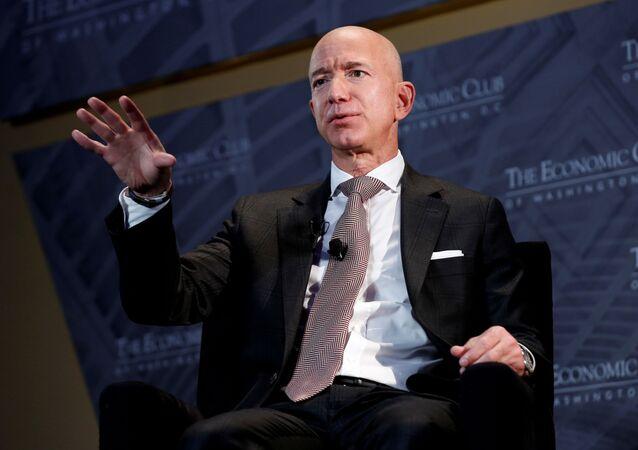 1. Amazon'un kurucusu Jeff Bezos - 177 milyar dolar