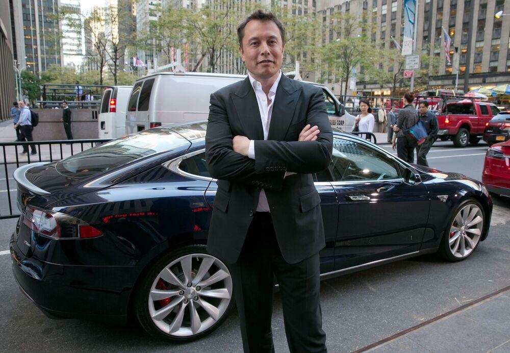 2. Tesla CEO'su Elon Musk - 151 milyar dolar