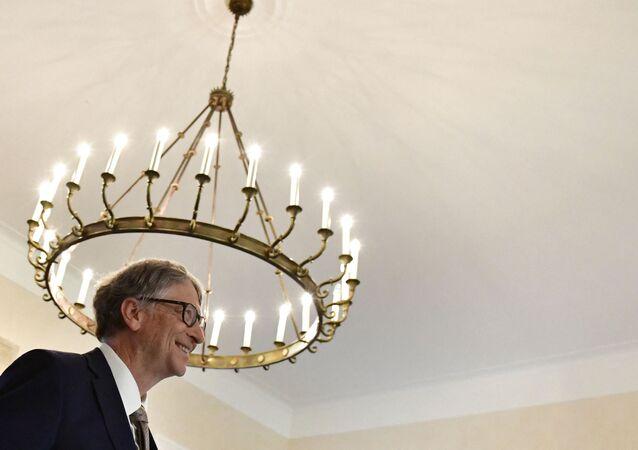 4. Microsoft'un kurucusu Bill Gates  - 124 milyar dolar