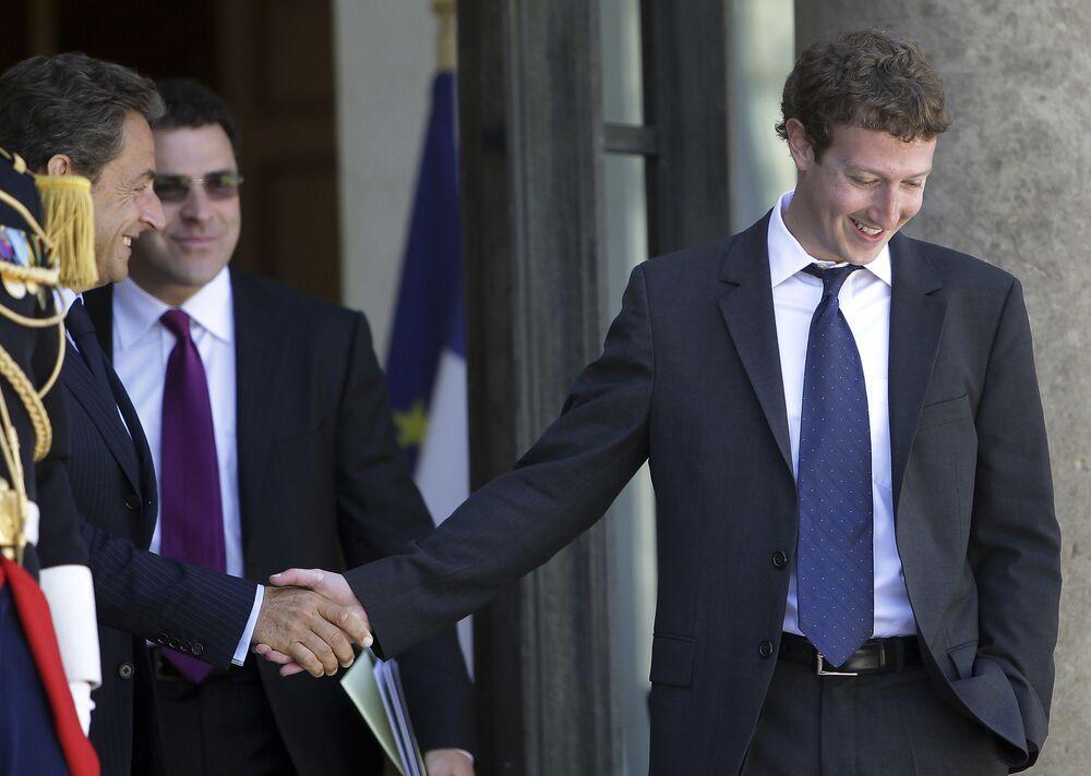 5. Facebook'un kurucusu Mark Zuckerberg - 97 milyar dolar
