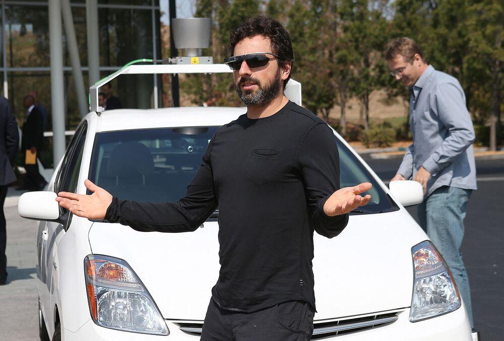 9. Google'ın eş kurucusu Sergey Brin - 89 milyar dolar