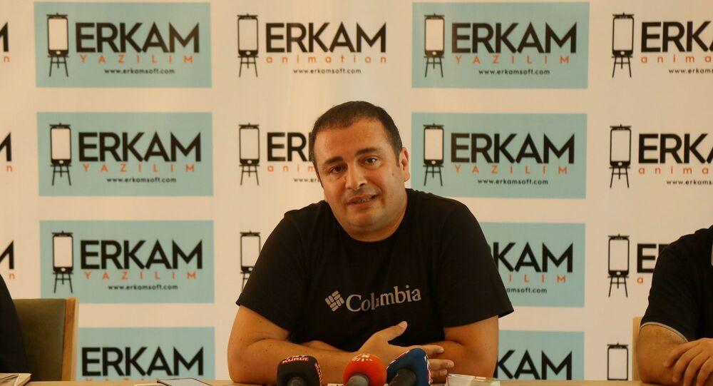Erkam Yazılım'ın CEO'su Behmen Doğu