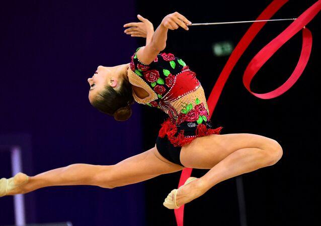 Jimnastikçi