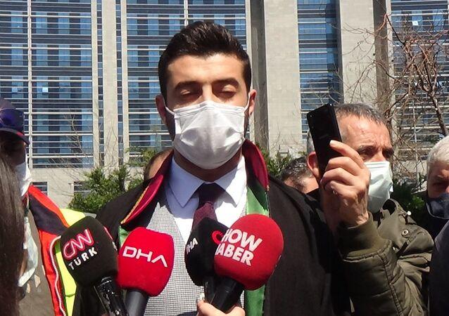 Ailenin avukatı Iyaz Çimen