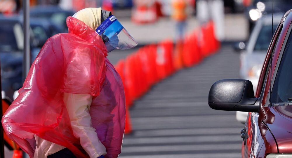 ABD'de koronavirüs salgını