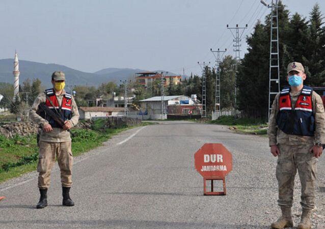 Karantina - Jandarma