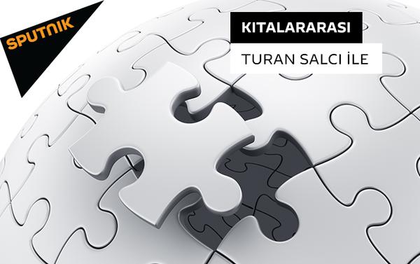 KITALARARASI - Sputnik Türkiye