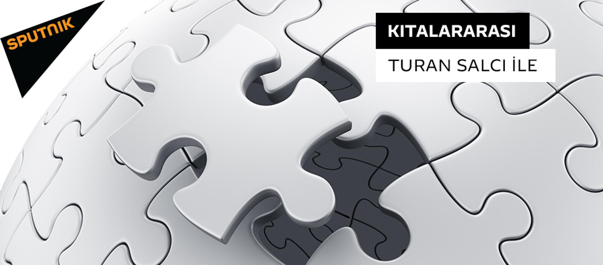KITALARARASI - Sputnik Türkiye, 1920, 06.04.2021