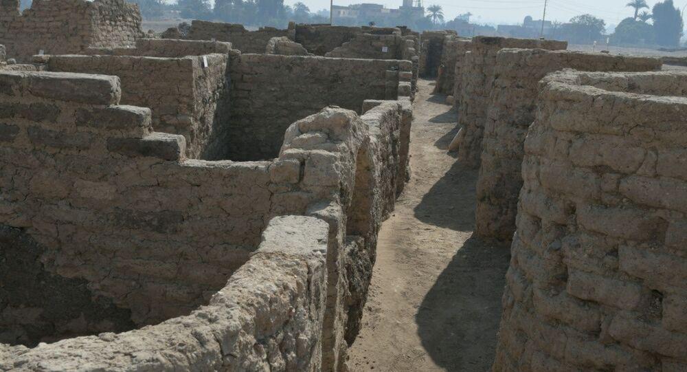Mısır'da antik kent